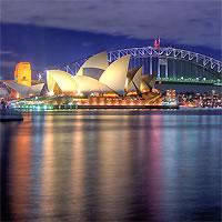 Sydney - Cairns - Melbourne