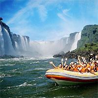 Rio de Janeiro - Iguassu Falls