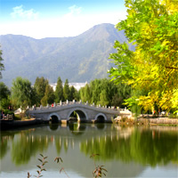 Beijing - Botanical Garden