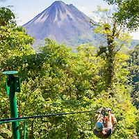 Arenal Volcano - Monteverde - Manuel Antonio