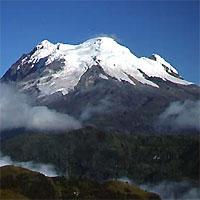Andes - Antisana Volcano