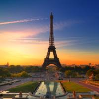 Paris and Prague by Air