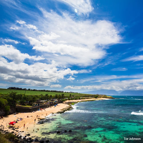 Maui Hawaii Beaches: Oahu And Maui Customizable Itinerary From Tripmasters.com