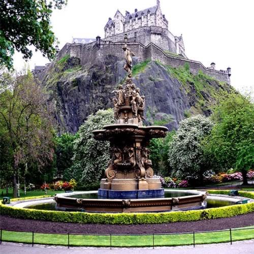 Dublin Glasgow Edinburgh And London Customizable