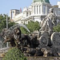 Madrid - Seville - Barcelona