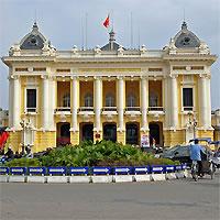 Ho Chi Minh - Hanoi - Siem Reap - Bangkok