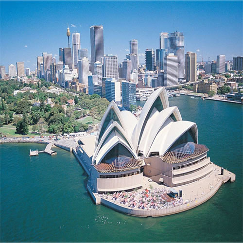 Australia Vacation Packages, Australia Vacation Tours