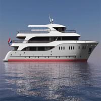 MS Romantic Star - Ship I