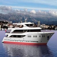 MS Romantic Star - Ship