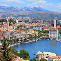 Split - City View
