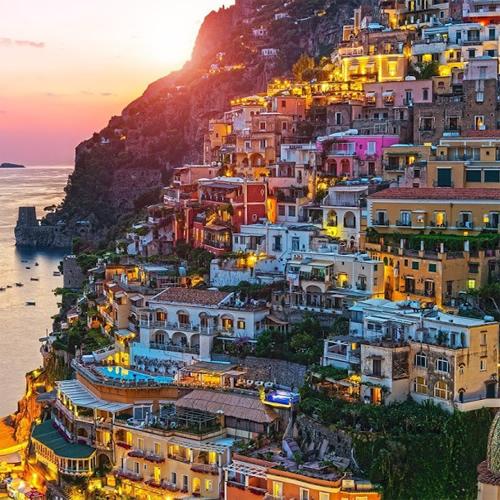 Southern Tuscany And Positano Customizable