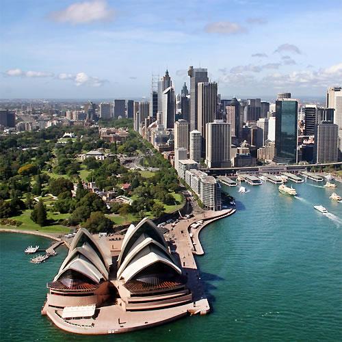 Flexible travel dates in Australia