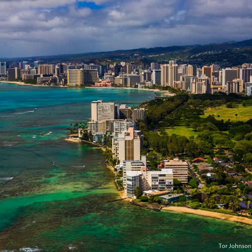 Oahu and Maui Customizable Itinerary from Tripmasters.com