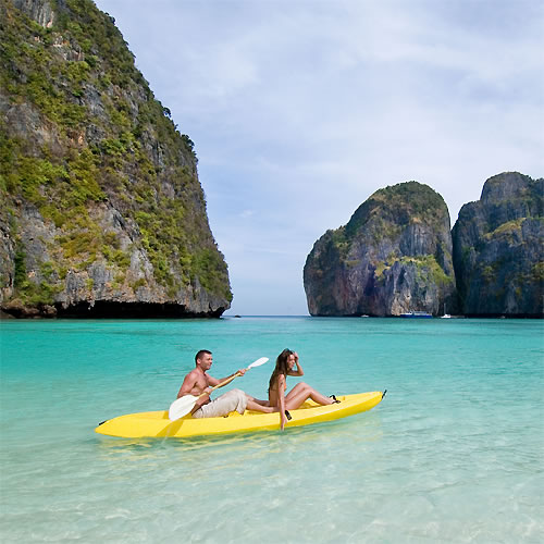 Thailand Vacation Destinations, Thailand Island Vacation