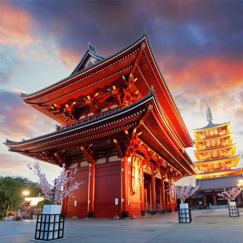 Japan Vacation Packages Vacation Cities In Japan Tripmasters - Vacation in japan