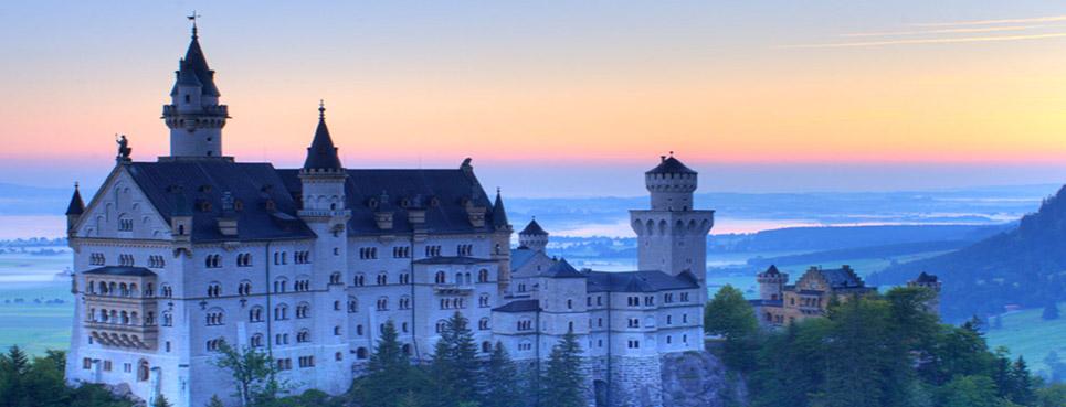 Opinion Escorted europe castle tours god